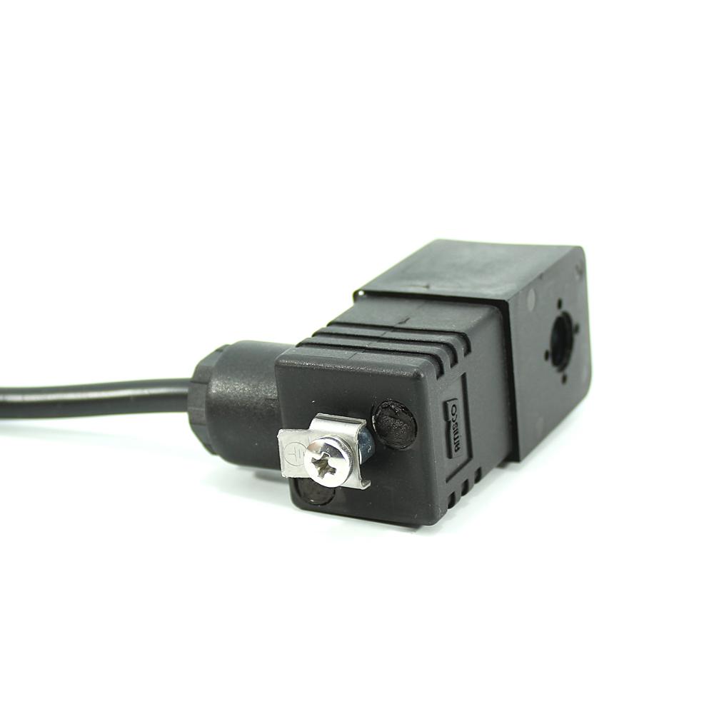 MRT 1010 24V DC Ex-Proof Bobin İç Çap 9mm x Boy 30mm - Soketli 3009md024w3