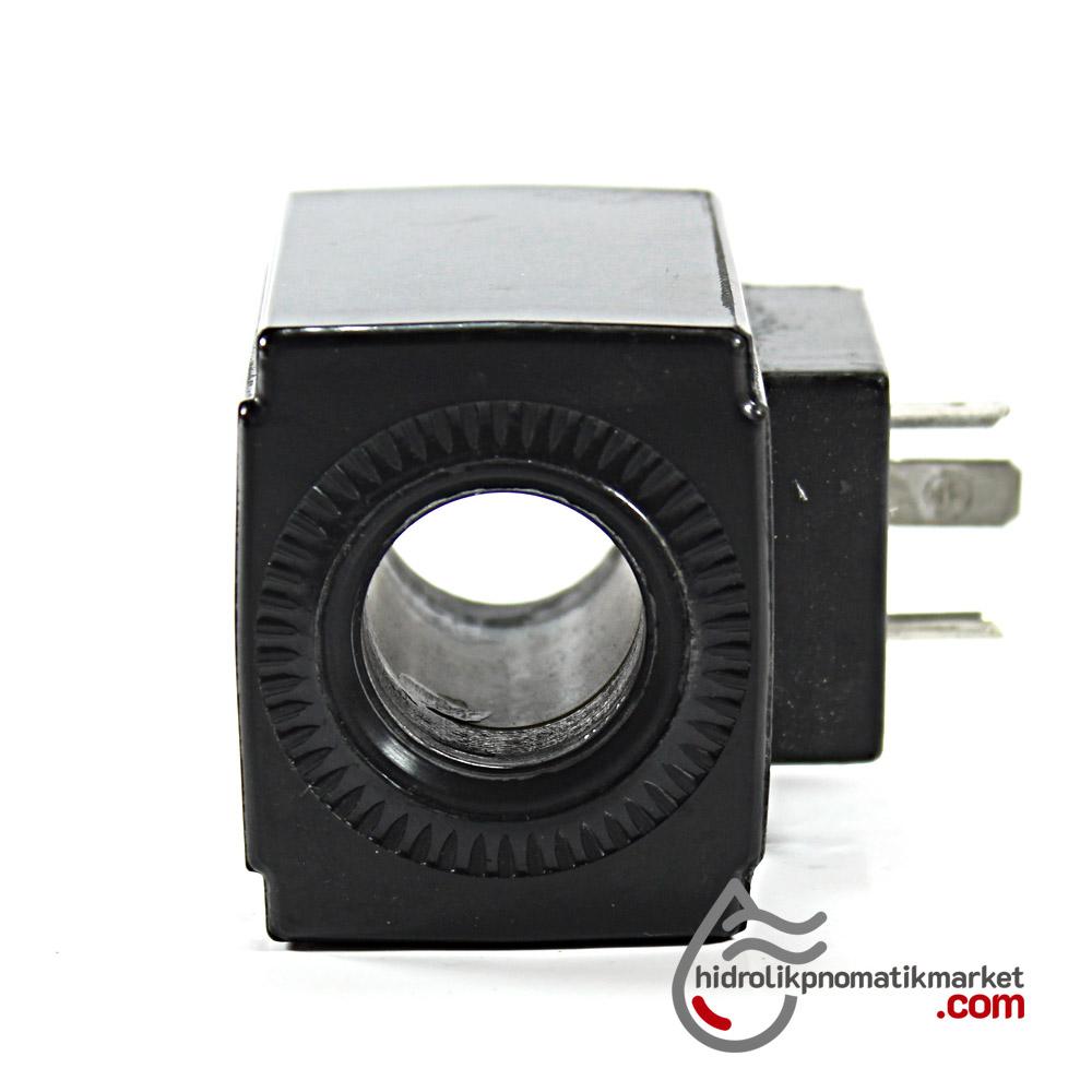 MRT 4390 110V AC Hidrolik Bobini İç Çap 20mm x Boy 51,5mm - Soket 43650