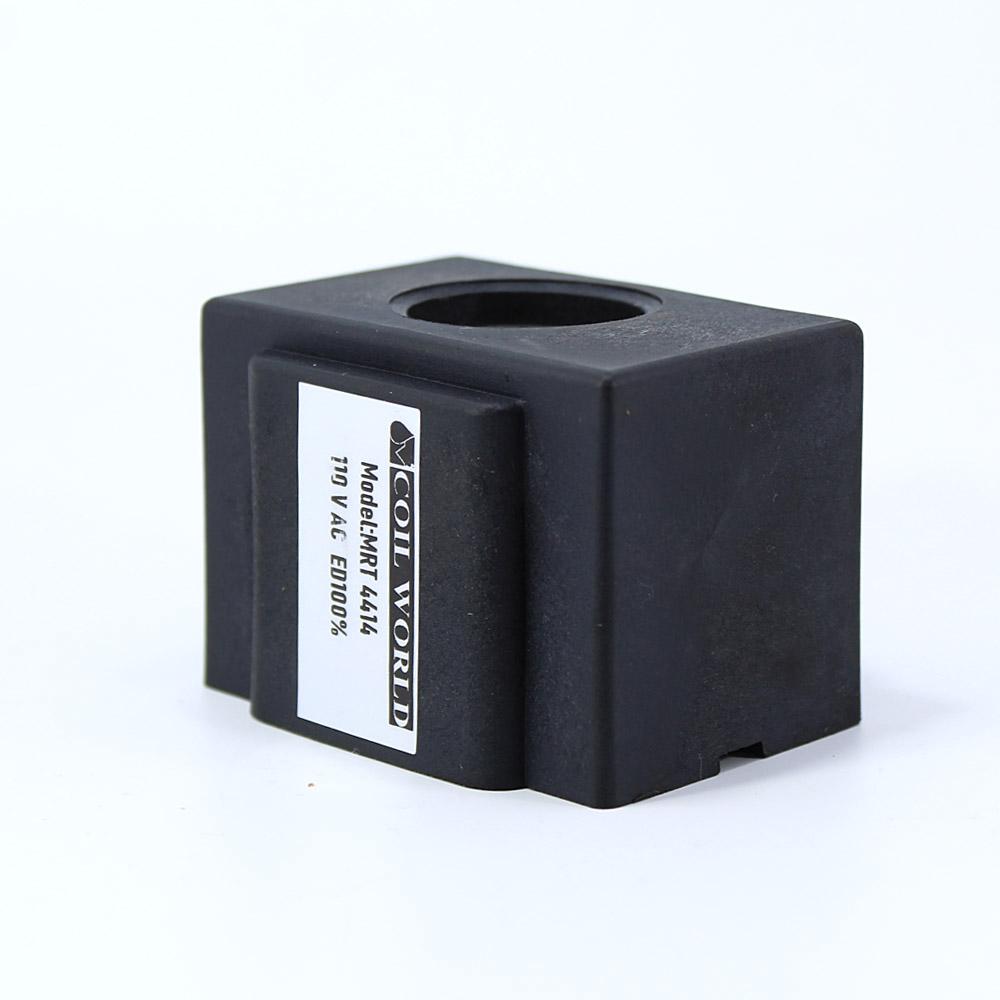 MRT 4414 110V AC Hidrolik Bobini İç Çap 26,1mm x Boy 49,5mm - Soket 43650