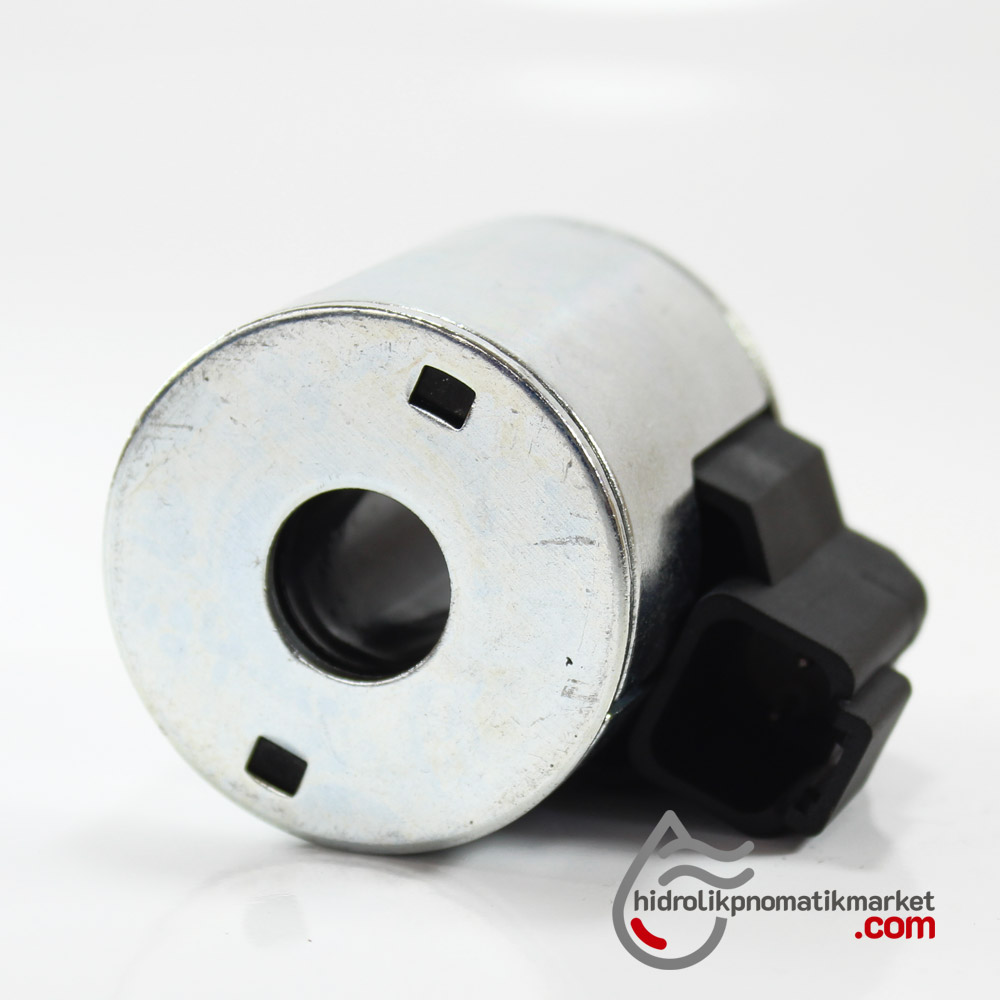 MRT 4452 12V DC  Metal İş Makinesi Bobini İç Çap 16mm x Boy 49,5mm - DEUTSCH
