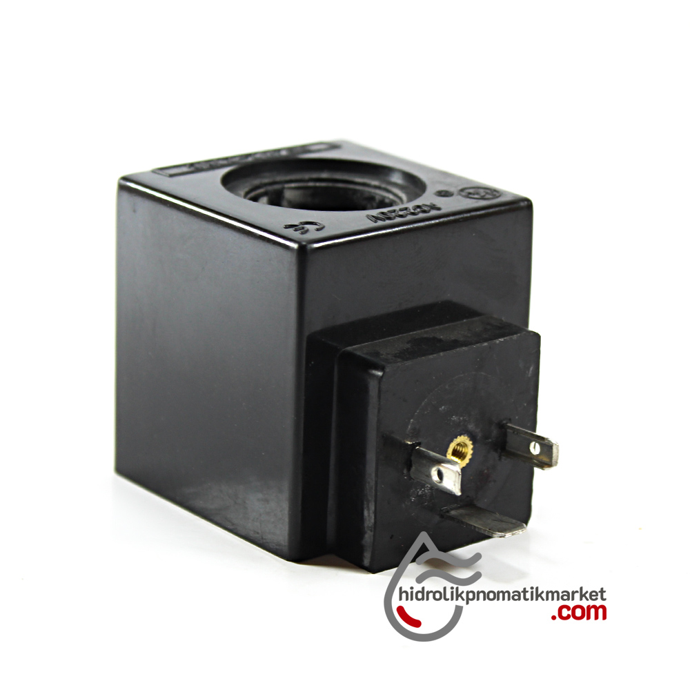 MRT 4378 220V AC Hidrolik Bobin İç Çap 22mm x Boy 46mm - DIN 43650