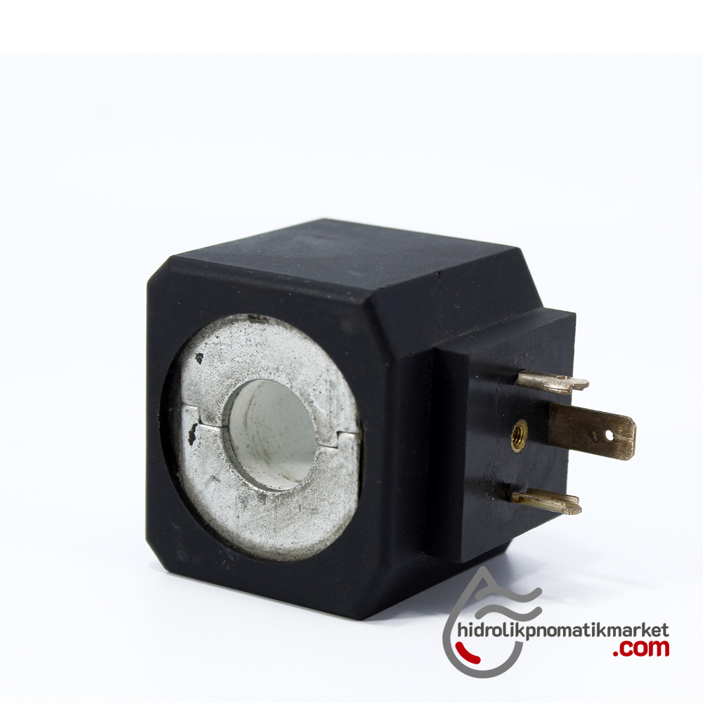 MRT 4397 220V AC Hidrolik Valf Bobini İç Çap 16mm x Boy 41,5mm - DIN 43650