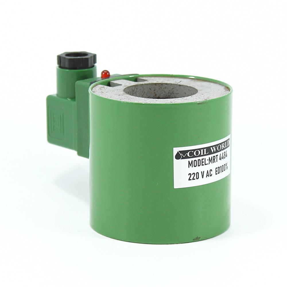 MRT 4484 220V AC Hidrolik Bobin İç Çap 36mm x Boy 70mm - DIN 43650