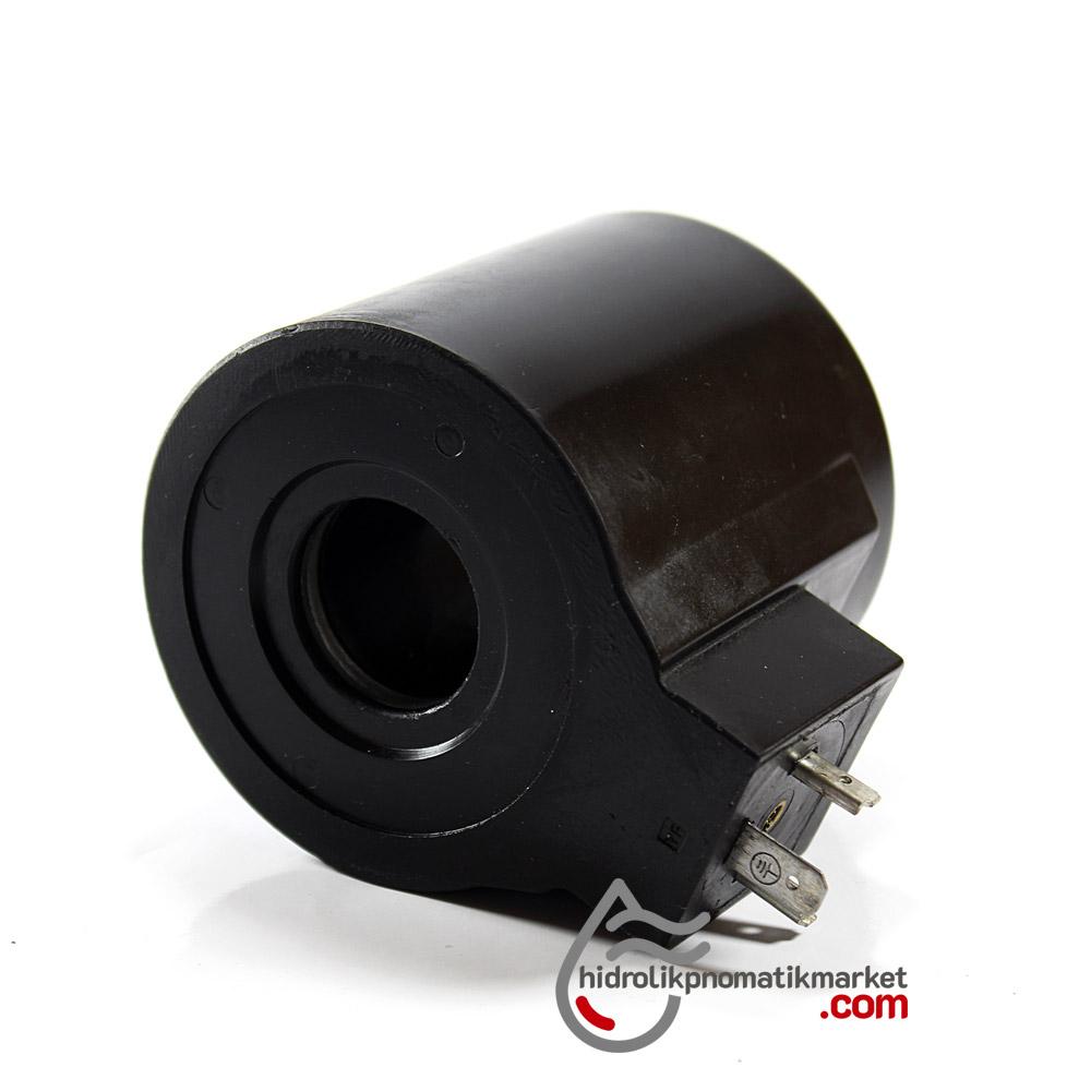 MRT 4353 24V DC Hidrolik Valf Bobini İç Çap 26,4mm x Boy 72,2mm - DIN 43650