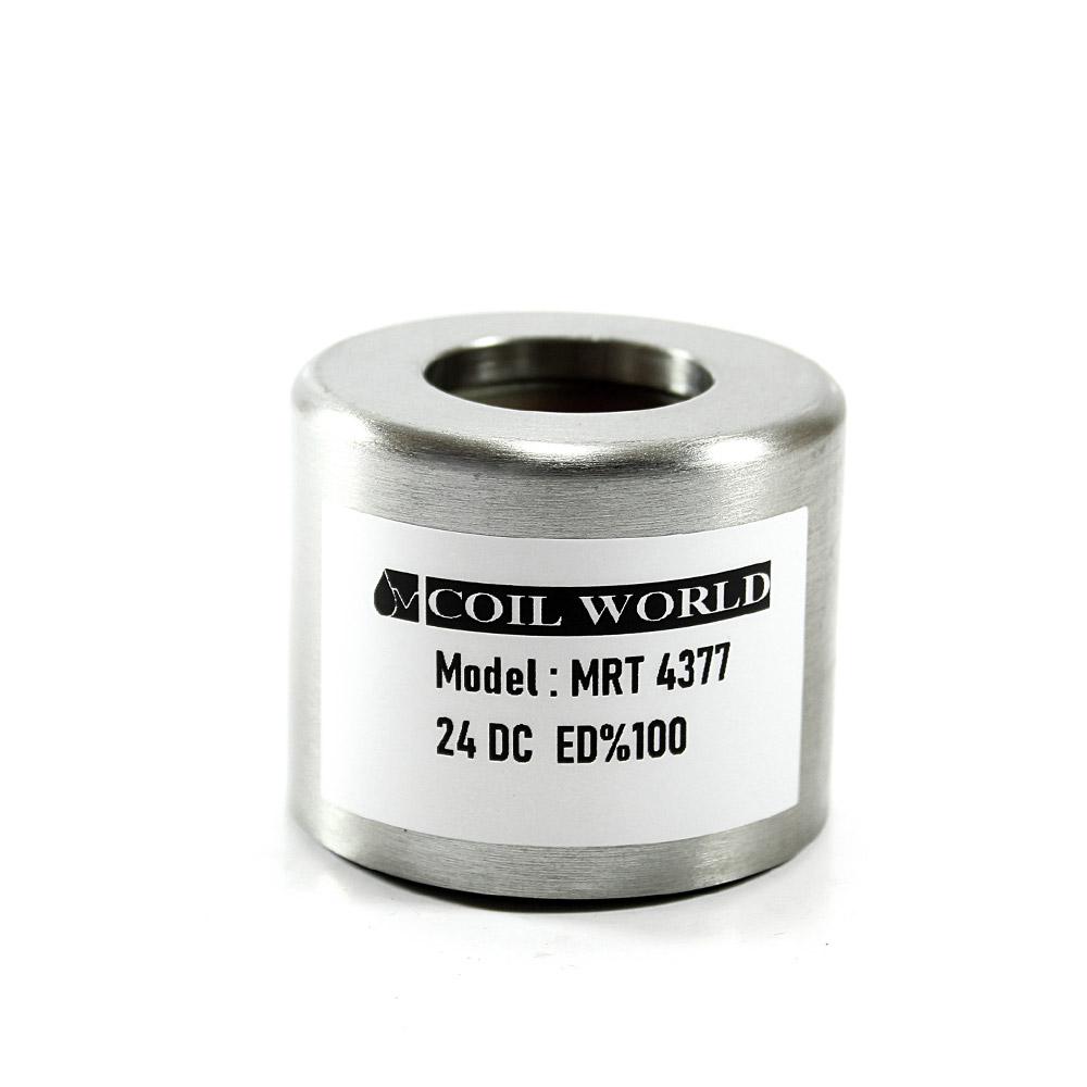 MRT 4377 24V DC Hidrolik Bobin İç Çap 23,1mm x Boy 36,5mm - DIN 43650