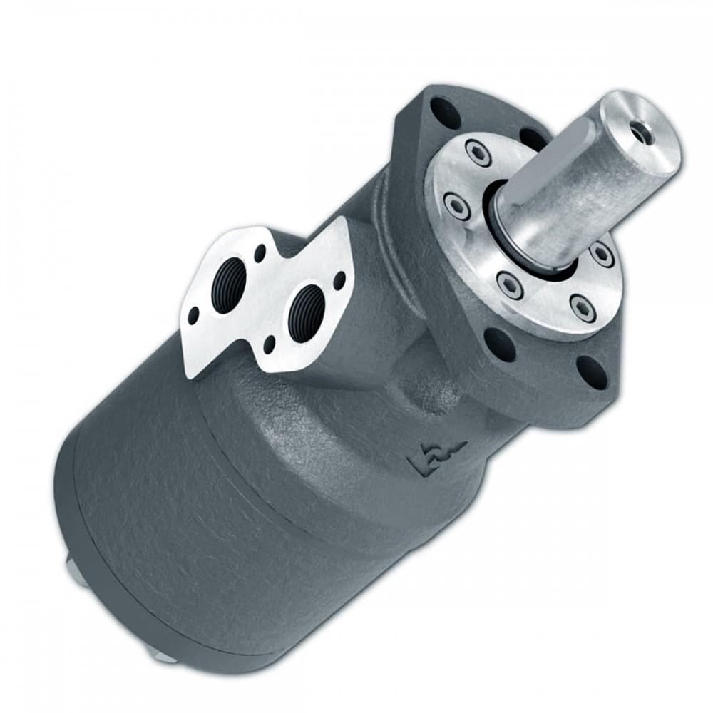 MH Serisi Hidro Motor MH 315 C Hidrolik Motor Mil Çapı 32mm - 314,9Cm³  235 d/dk Max Db:75 lt MH315 C Hidromotor
