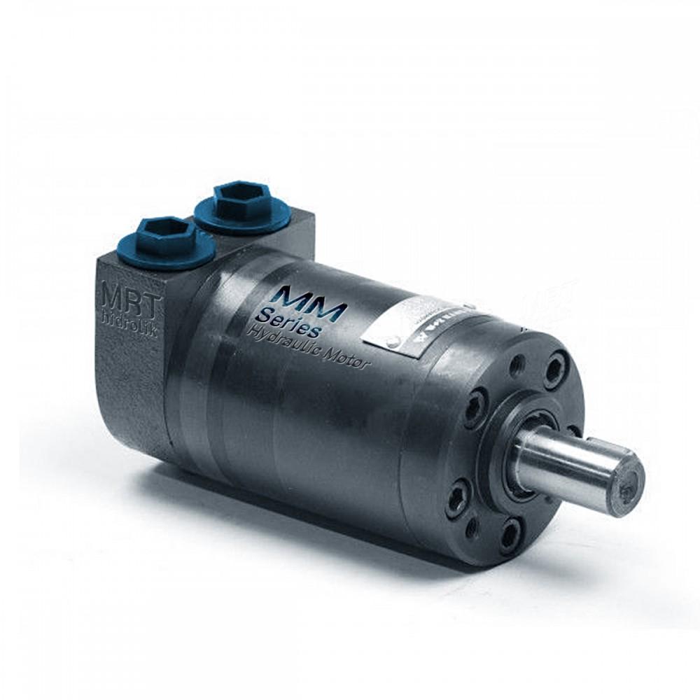 MM 40 C Serisi Hidro Motor MM 40 C  Hidrolik Motor Mil Çapı 16mm - 40Cm³   500d/dk Max Db:20 lt MM 40 C Hidromotor