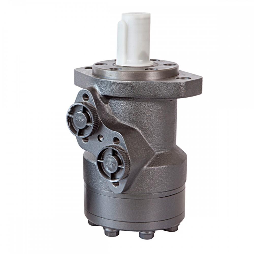 MR 50 C Serisi Hidro Motor MR 050 C Hidrolik Motor Mil Çapı 25mm - 51,5Cm³   775d/dk Max Db:40 lt MR 50 C Hidromotor