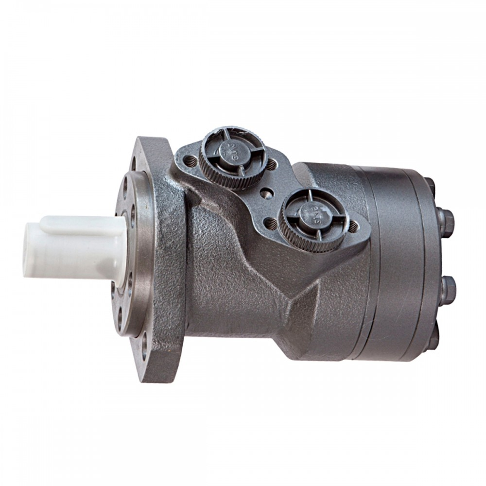 MR 080 C Serisi Hidro Motor MR 080 C Hidrolik Motor Mil Çapı 25mm - 80,3Cm³   750d/dk Max Db:60 lt MR 080 C Hidromotor