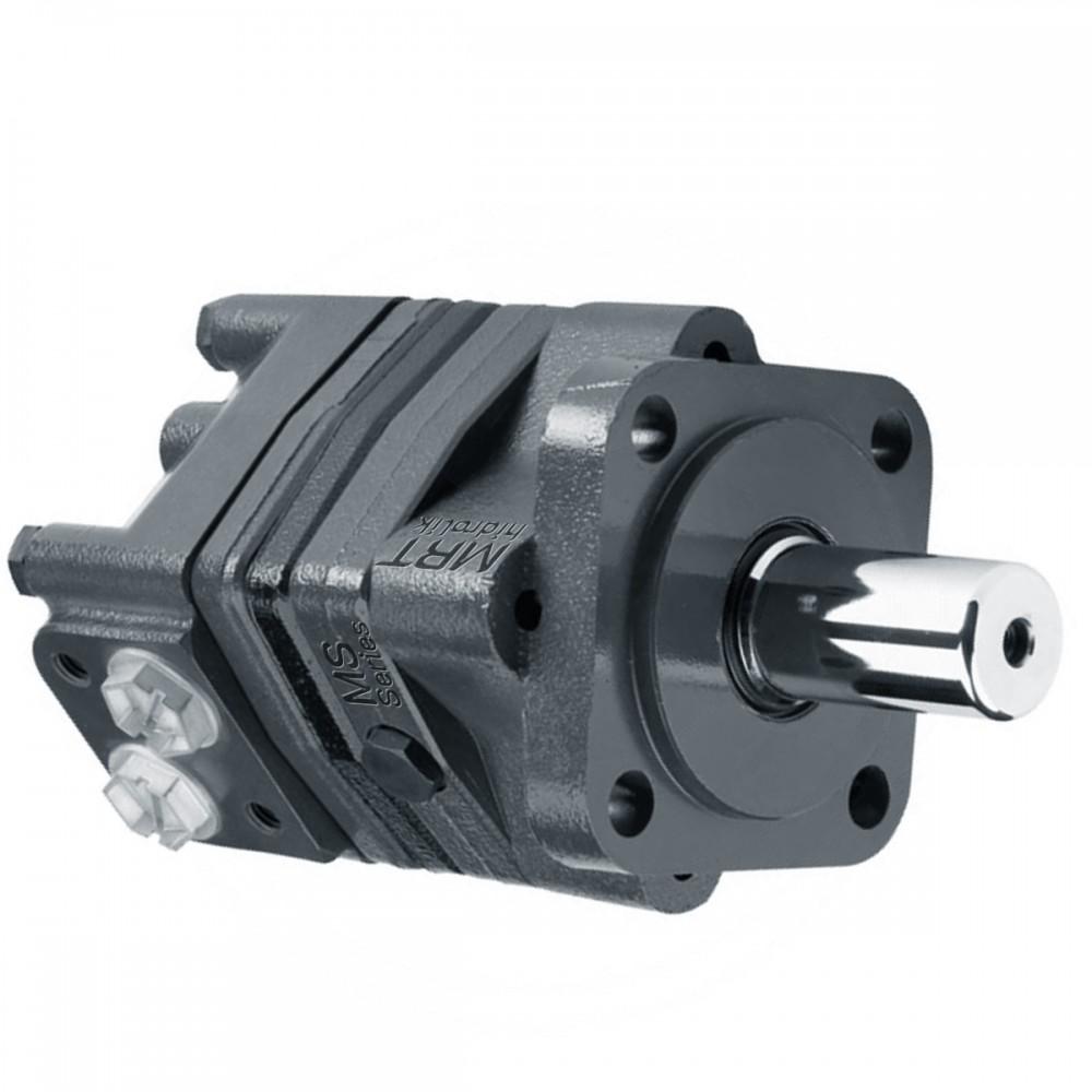 MS Serisi Hidro Motor MS 315 Hidrolik Motor Mil Çapı 32mm - 314,9Cm³  240 d/dk Max Db:75 lt MS315 Hidromotor