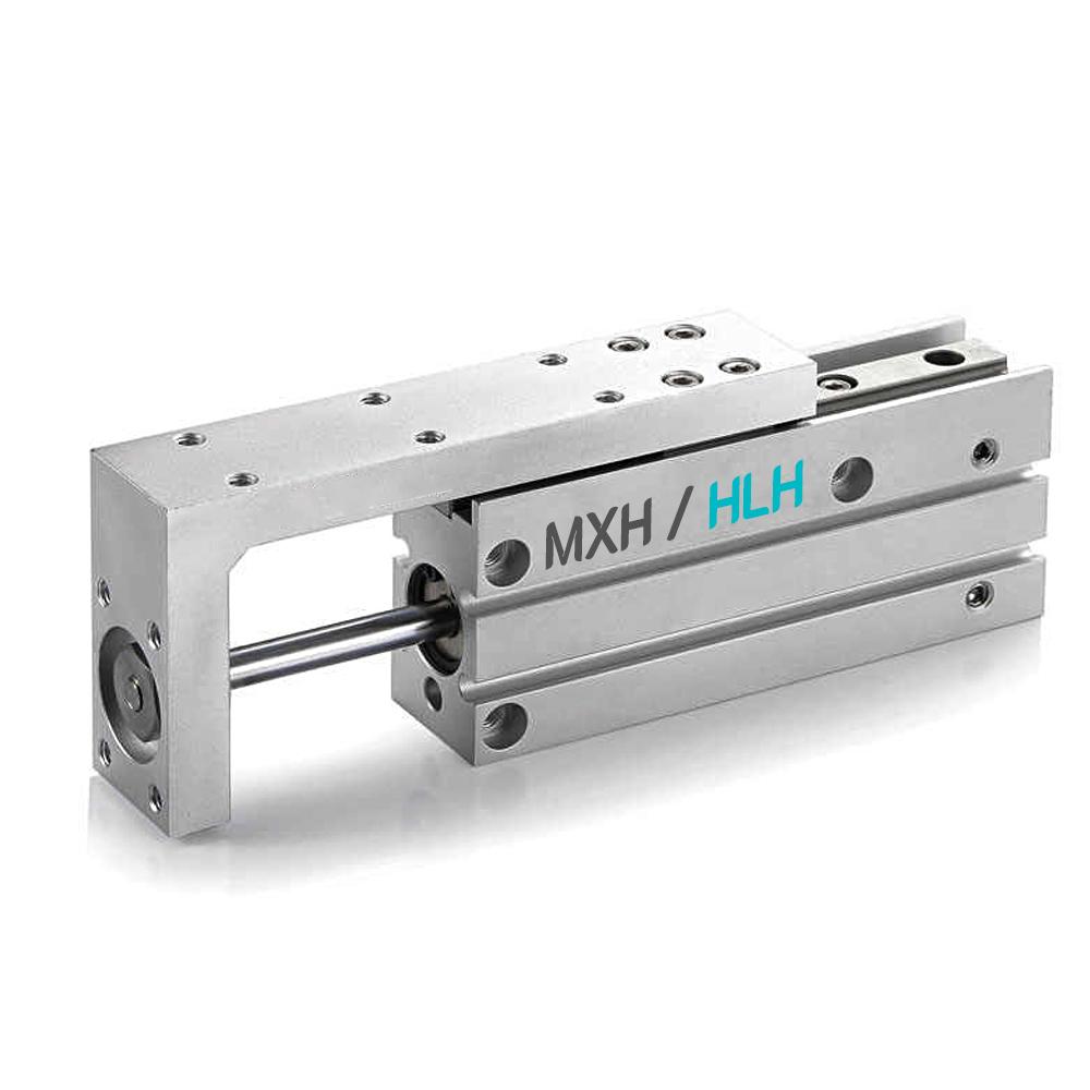 MXH -HLH Kayar Yataklı Piston Silindir Pnömatik Piston