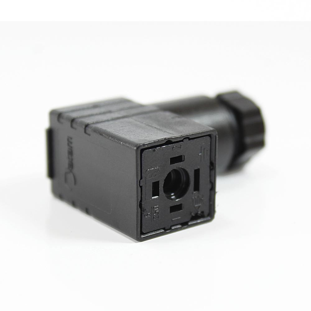 Bobin ve Valf Enerji Bağlantı Soketi 12V 24V 110V 220V Dar Tip 43650 Mrt 9003