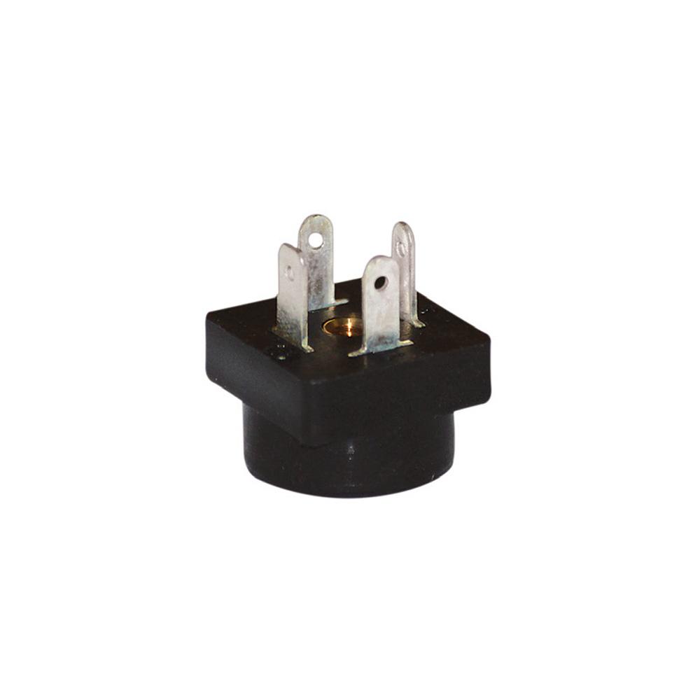 Bobin Soketi C02C C03C 9,4mm Bobin Bağlantı Soketi Baza (Bases) 4pimli Dar Tip DIN43650 Mrt 9010
