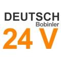 DEUTSCH 24V Bobinler