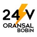 24 V DC Oransal Bobin